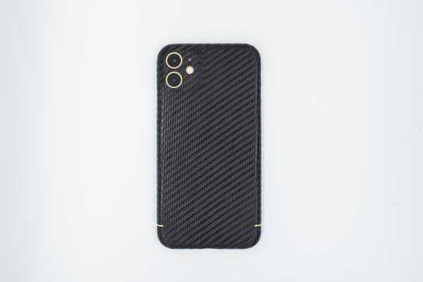 Carbon Cover iPhone 11