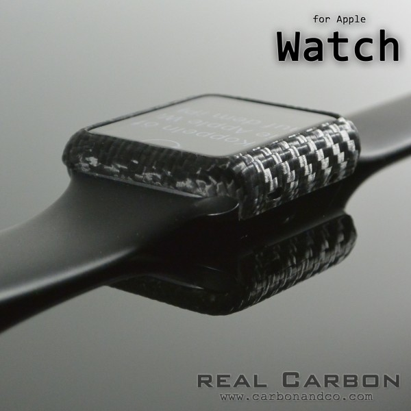 Carbon Cover Apple Watch 42 mm