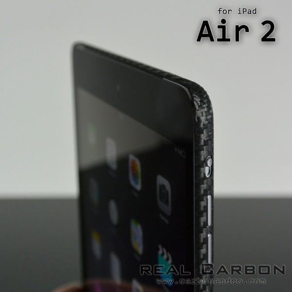 Carbon Cover iPad Air 2