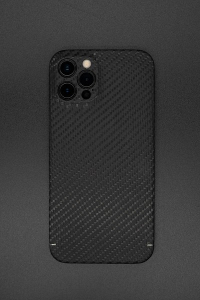 Magnetic Carbon Cover iPhone 13 Pro